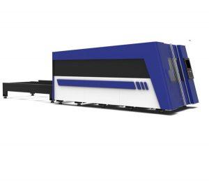 1500W الألياف ورقة الليزر آلة قطع معدنية