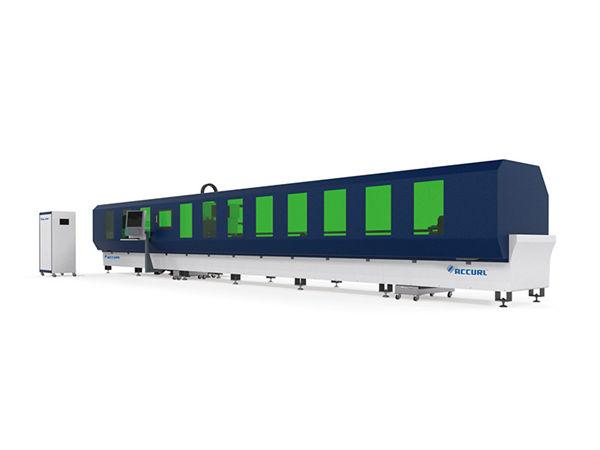 المعادن عالية الطاقة آلة القطع بالليزر ، الألياف الليزر معدات 0.003mm دقة