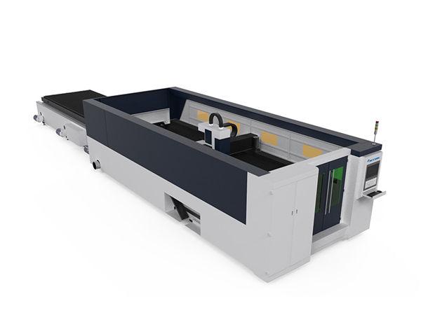 التصنيع باستخدام الحاسب الآلي آلة القطع بالليزر لالفولاذ المقاوم للصدأ مفتوحة structurecnc آلة القطع بالليزر للهيكل الفولاذ المقاوم للصدأ مفتوحة