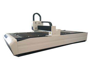 الإطار الملحوم شعاع الليزر آلة قطع انتاج الطاقة العالية مع نظام إزالة الغبار