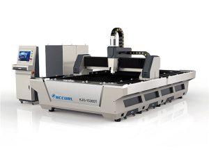حزمة التلقائي cnc الألياف آلة القطع بالليزر 3000 * 1500 ملليمتر حجم العمل