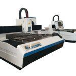 الصفائح المعدنية الصناعية آلة القطع بالليزر 500 واط نظام حماية الضميمة
