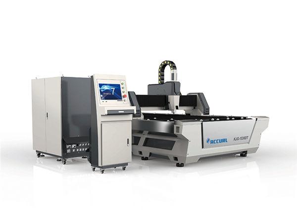 تصميم مضغوط الصناعية آلة القطع بالليزر عالية السرعة 380v