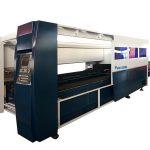 الصفائح المعدنية آلة القطع بالليزر الصناعية