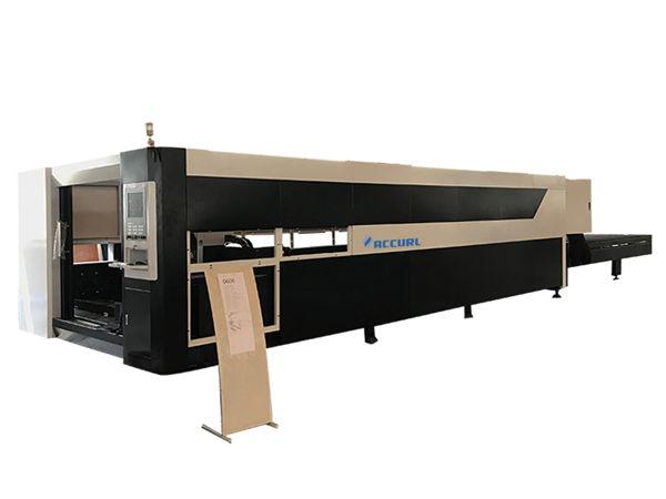 1.5kw الصناعية cnc آلة القطع بالليزر / المعدات 380 فولت ، 1 سنة الضمان