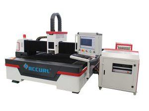 2000 واط / 3000 واط الألياف المعدنية آلة القطع بالليزر ac380v 50 هرتز نظام التحكم cypcut