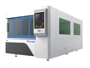 أنبوب / أنبوب التصنيع باستخدام الحاسب الآلي معدات القطع بالليزر مصدر IPG دقة عالية الموقف