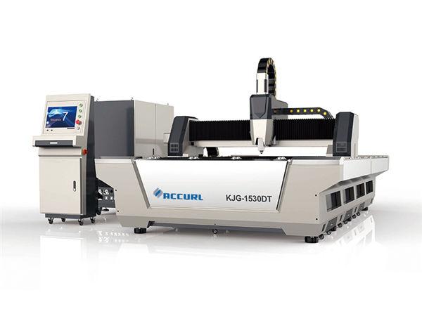 الدقة الصناعية آلة القطع بالليزر ، 800 واط الحديد آلة القطع بالليزر