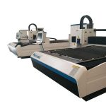 المواد الصناعية المعدنية آلة القطع بالليزر / معدات قطع الصلب